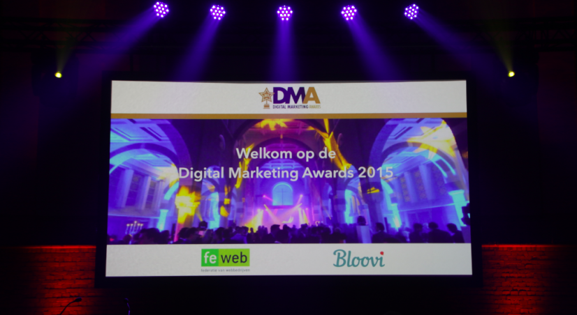 Dit zijn de winnaars van de Digital Marketing Awards 2015